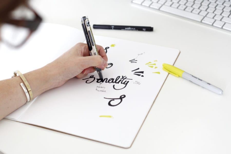 Brand sketching for Sonality