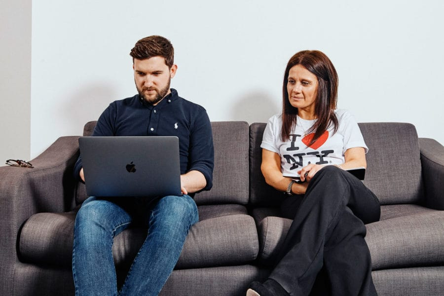 digital-agency-team-working-on-SEO-google-marketing